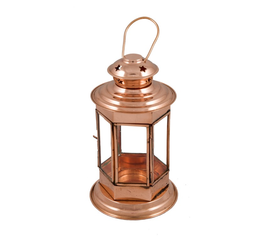 Copper Items - Copper Lantern ILUM