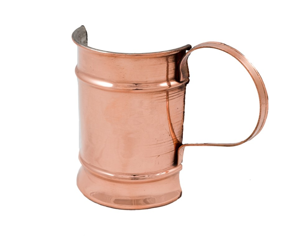 Copper Items - Copper Hanging Glass