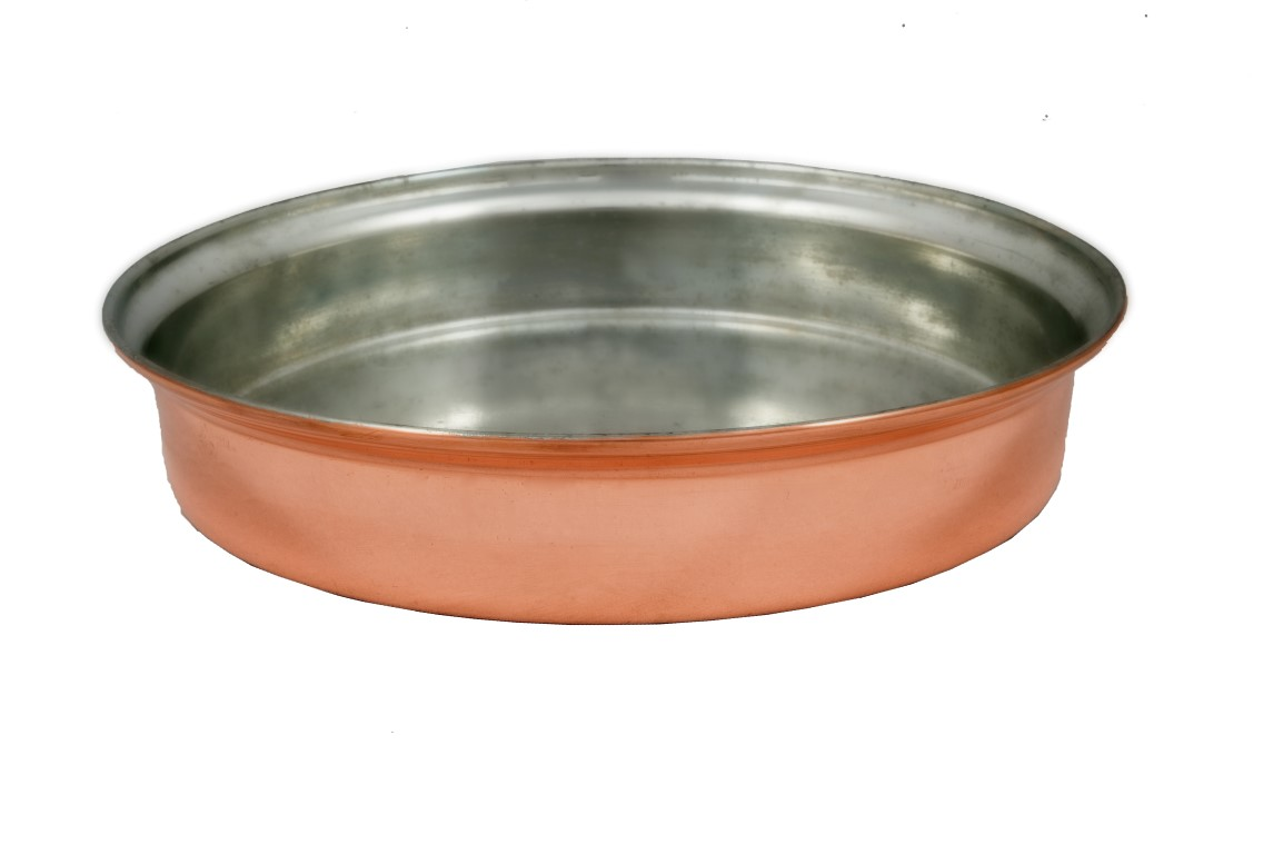 Copper Items - Copper Cooking Pans