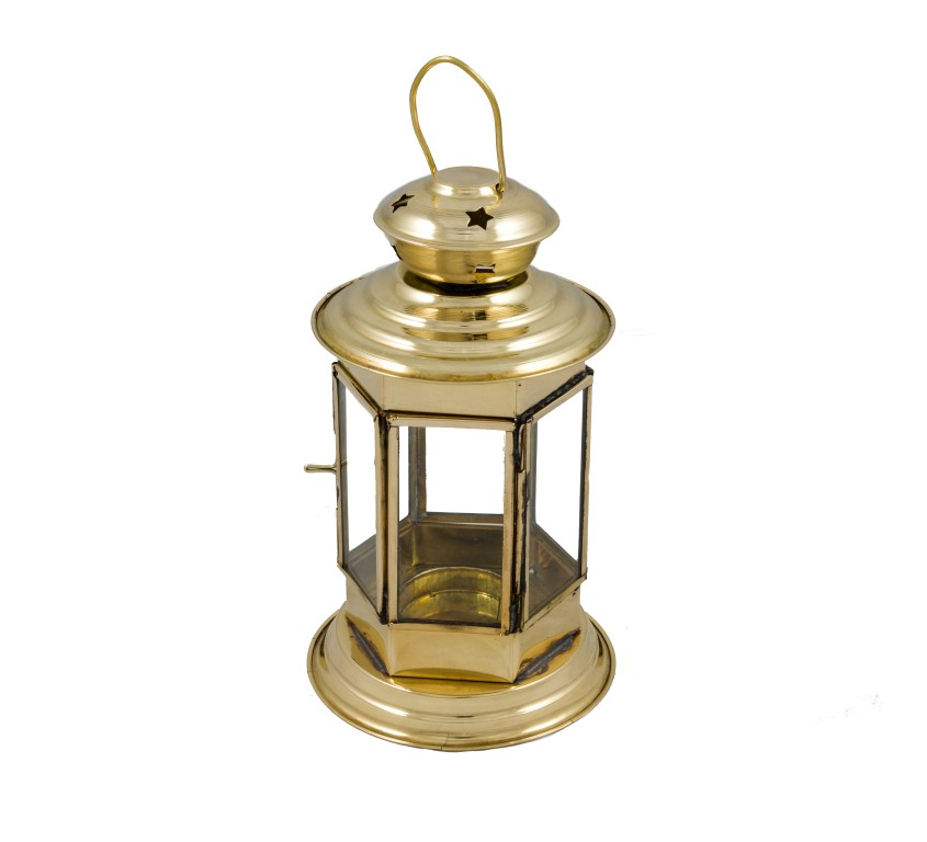 Brass Items - Lantern ILUM (Brass)