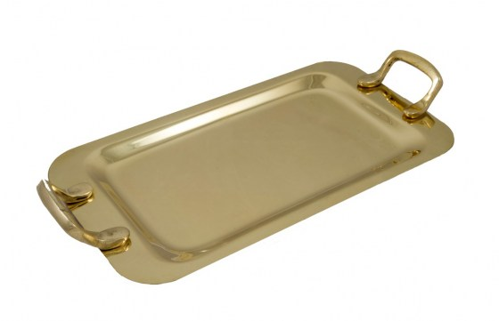 Brass Items - Brass Rectangular Tray