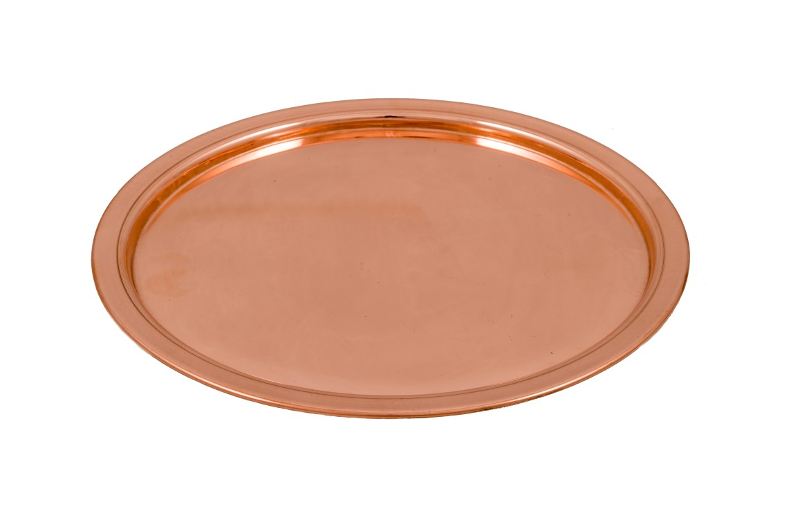 Copper Items - Copper Trays