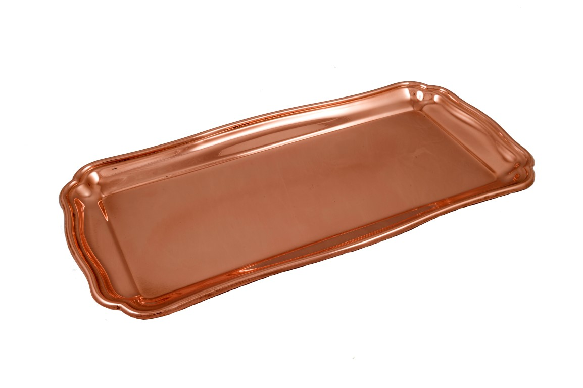 Copper Items - Copper French Type Tray