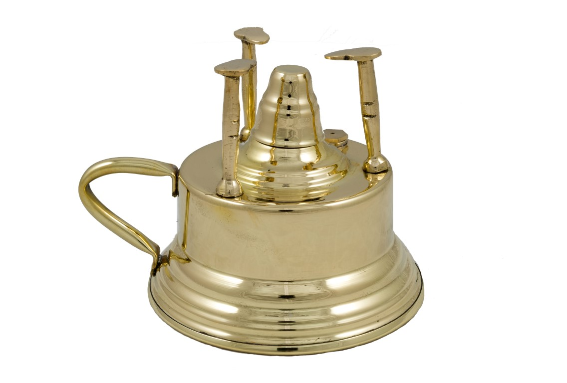 Brass Items - Brass Spirit Lamp Stove